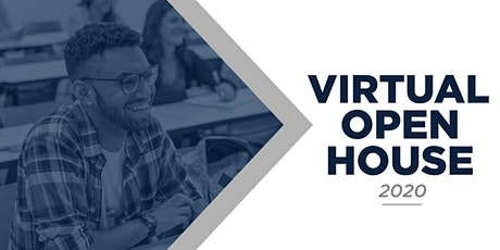 Virtual Open House @ University of Valley Forge June 23rd 2020 tickets
