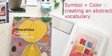 Symbol + Color:  Creating an Abstract Vocabulary, June 3 tickets