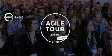 Agile Tour de Québec 2020 - EN LIGNE! billets