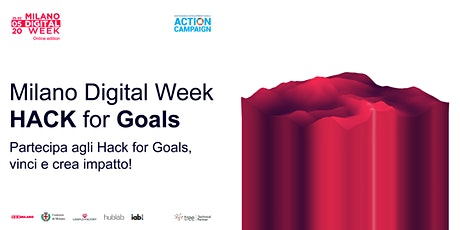 HACK for Goal #3 - L'hackathon di Novartis a Milano Digital Week biglietti
