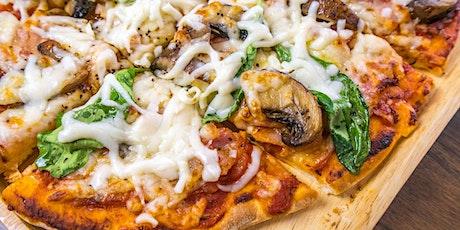 No Yeast Handmade Pizza - Online Cooking Class by Classpop!™ Tickets