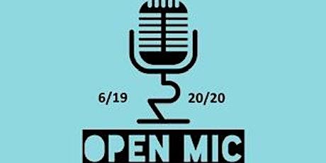 Juneteenth Open Mic tickets