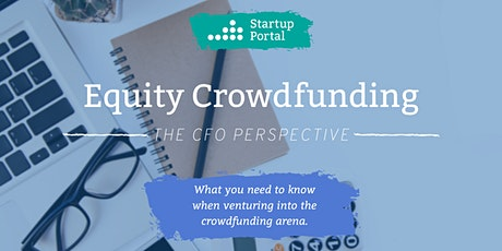 Equity Crowdfunding: The CFO Perspective tickets
