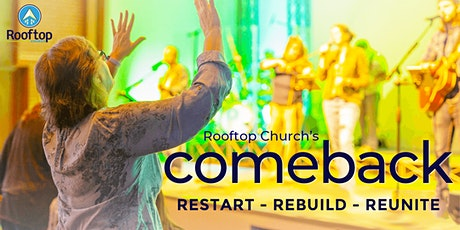Rooftop Church's Sunday Seat Reservation tickets