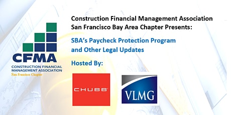 SBA's Paycheck Protection Program and Other Legal Updates tickets