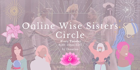 Online Wise Sisters Circle tickets