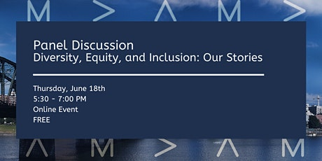 Diversity, Equity, and Inclusion: Our Stories tickets