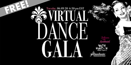 Free Live Virtual Rumba Dance Gala tickets