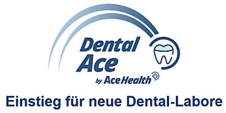 Mit DentalAce Ihren Zahnarzt-Kundenstamm nach Covid-19 rasch erweitern! tickets