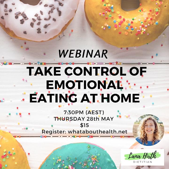 Take Control of Emotional Eating at Home image