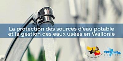 Protection des sources d'eau potable et gestion des eaux usées Wallonie