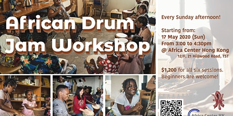 African Drum Jamming Workshop tickets