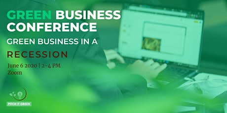 Green Business Conference: Green Business in a Recession tickets
