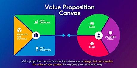 ONLINE MINDSHOP™ Build Robust Startups with Lean Canvas  ingressos