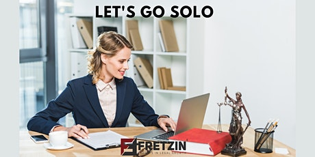 Let's Go Solo tickets
