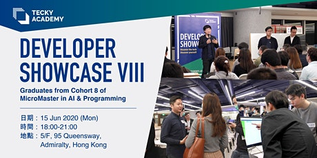 Developer Showcase VIII tickets