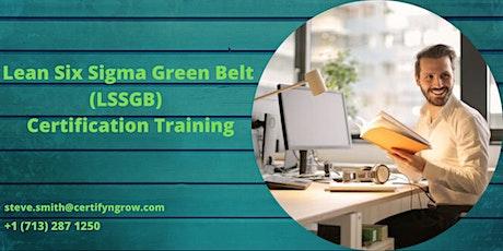 LSSGB 4 Days Certification Training in Boston, MA,USA tickets