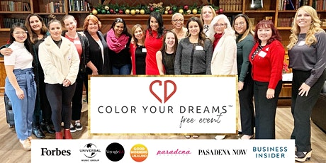 Color Your Dreams: Free Online Business Event for Women tickets