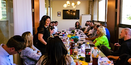 English Speaking Networking Ramat Beit Shemesh meeting tickets