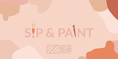 Live Sip and Paint - Beach House (Online) tickets