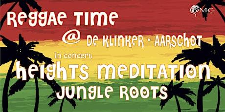 Reggae Time @ De Klinker Aarschot tickets