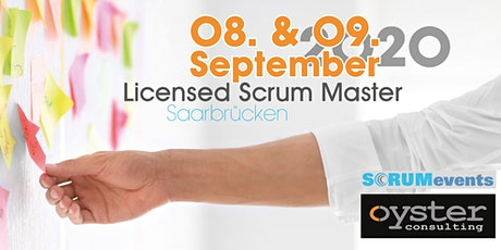 Exklusives Licensed Scrum Master (LSM) Training Tickets