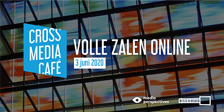 Cross Media Café - Volle zalen online tickets