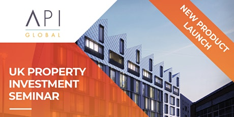 UK Property Investment Seminar tickets
