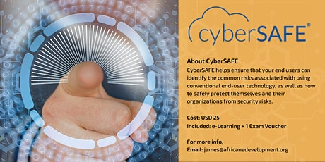 CyberSAFE - Online Learning tickets