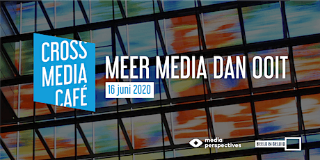 Cross Media Café - Meer media dan ooit tickets