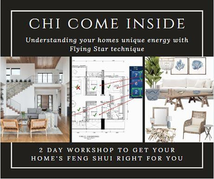 Flying Stars Feng Shui - Tapping into the Blueprint of your HOMES energy image