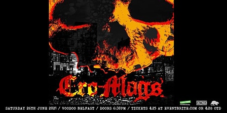 CRO-MAGS tickets
