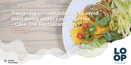 LOOP webinar 11th June - Case Call-for-Action by The Restaurant Lab tickets