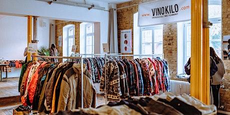Vintage Kilo Pop Up Store • Mainz • VinoKilo tickets