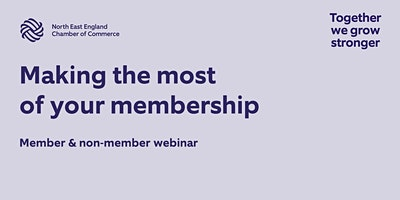 Making the most of your Chamber membership