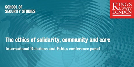 The ethics of solidarity, community and care tickets