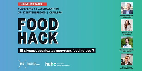 Food Hack Weekend tickets