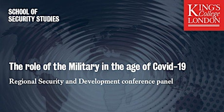 The Role of the Military in the age of Covid-19 tickets