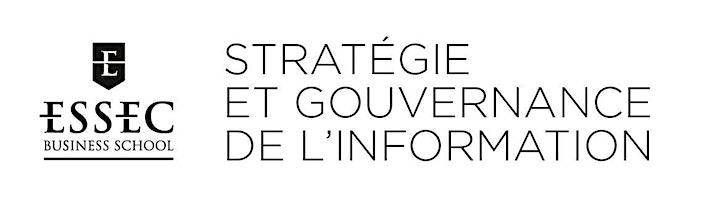 Image pour Conférence en ligne Chaire ESSEC Stratégie et Gouvernance de l'Information