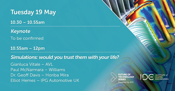 FoT webinar - Simulations: would you trust them with your life? image