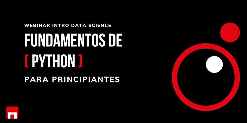Python Fundamentals aplicado a Data Science