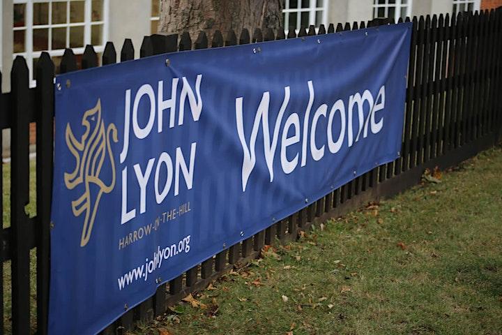 John Lyon 'School in Action' Days image