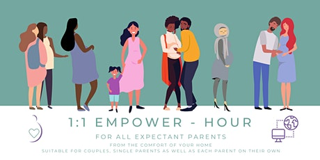 Online Empower Hour for Pregnant Mothers and Birth Partner tickets