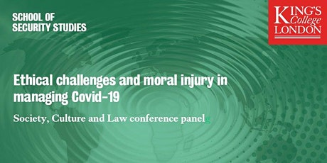 Ethical challenges and moral injury in managing Covid-19 tickets