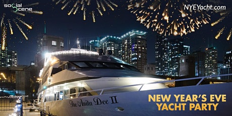 2021 Chicago New Years Eve (NYE) Yacht Party tickets