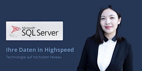 Microsoft SQL Server kompakt - Schulung in Wien Tickets