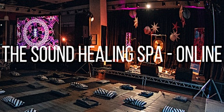 Sound Bath Meditation - ONLINE (plus Access to recording afterwards) tickets