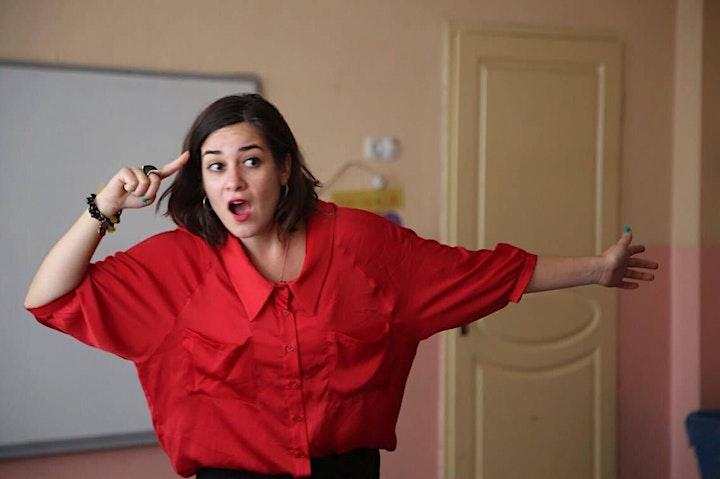 Storytelling Workshop with Pınar Özütemiz image