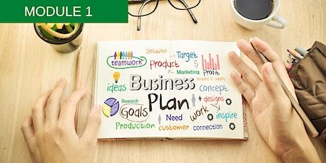 Business Essentials Module 1 - Planning a Successful Business Webinar tickets