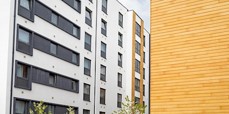 Returning to Halls of Residence - City Living - Brookland Road tickets